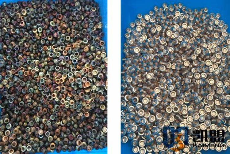 磷铜波纹管的防变色钝化处理实例