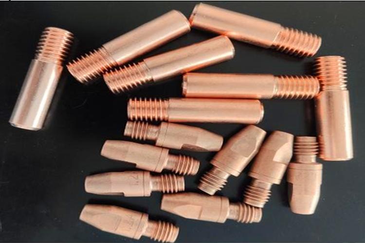 铜螺丝使用铜材化学抛光液抛光案例